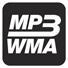 MP3, WMA