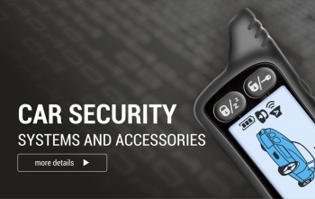 Security systems and accessories